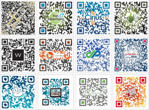 QR codes don't have to be plain. You can be very creative with the layout.