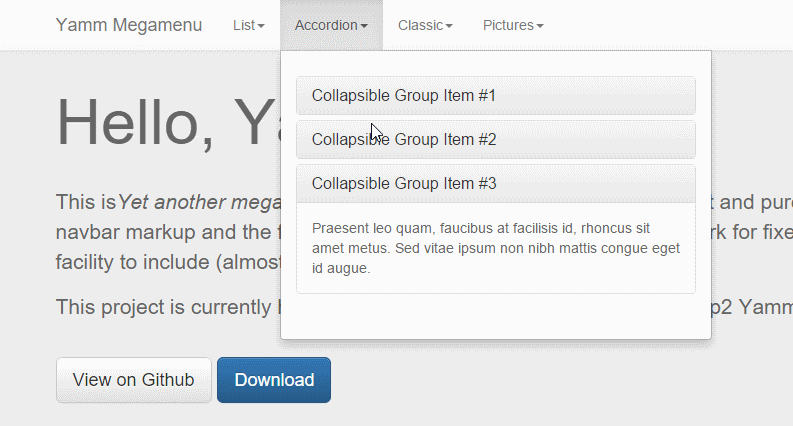 Yamm_3_Megamenu_for_Bootstrap3